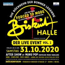 Forced To Mode : LIVE in Bonn